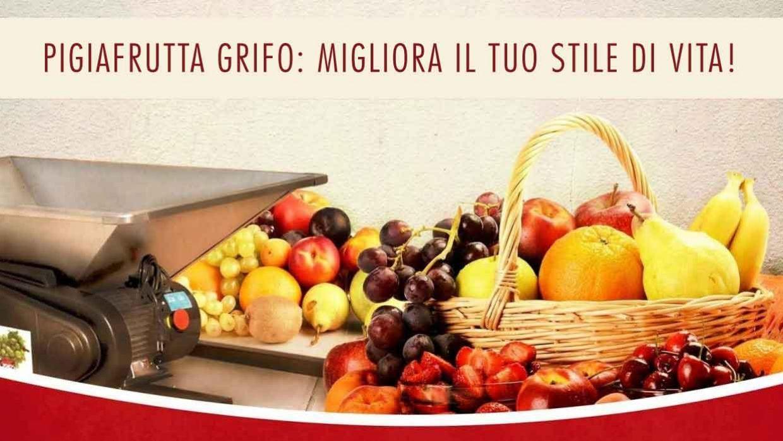 Succhi di frutta ed altro… per tutti i gusti con i prodotti Grifo!
