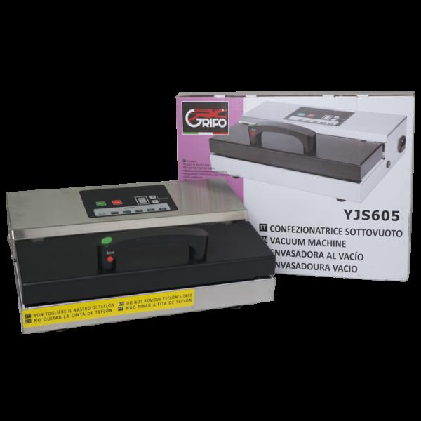Confezionatrice sottovuoto plus 605 COD CSP605 3