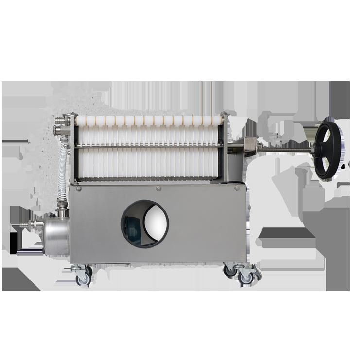 grifomarchetti Filtro a cartoni 20x20 professional 30 piastre COD FCP30