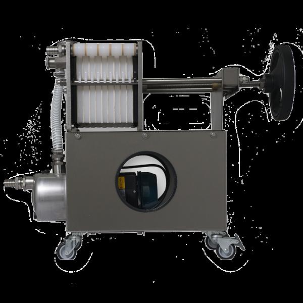 grifomarchetti filtro a cartoni 20x20 professional 10 piastre cod fcp10