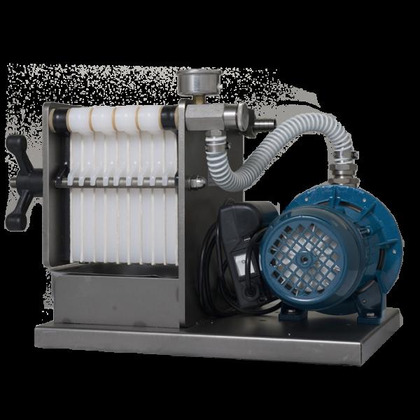 grifomarchetti filtro a cartoni 20x20 professional 10 piastre da banco cod fcp10t 2