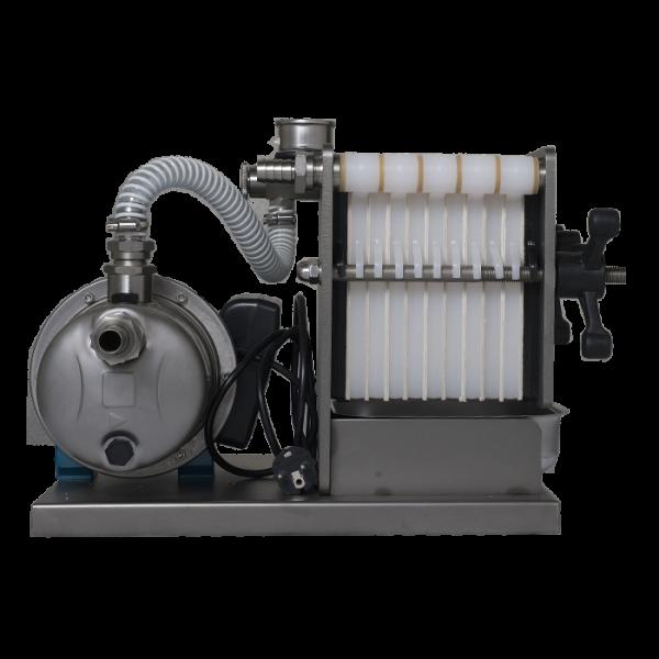 grifomarchetti filtro a cartoni 20x20 professional 10 piastre da banco cod fcp10t 3