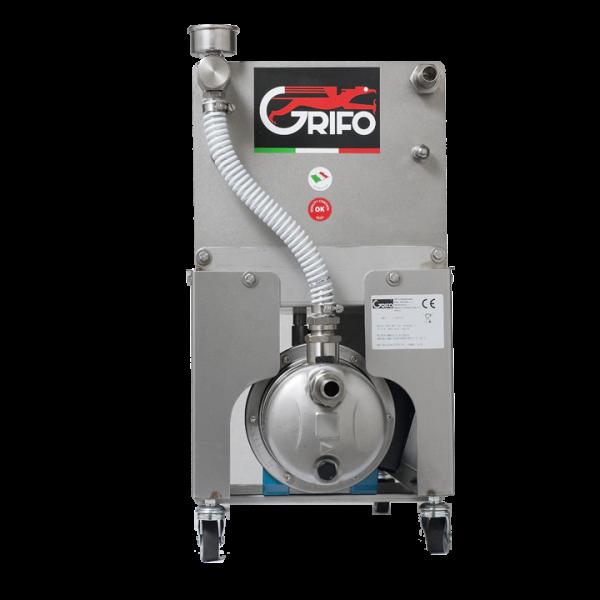 grifomarchetti filtro a cartoni 20x20 professional 30 piastre cod fcp30 7