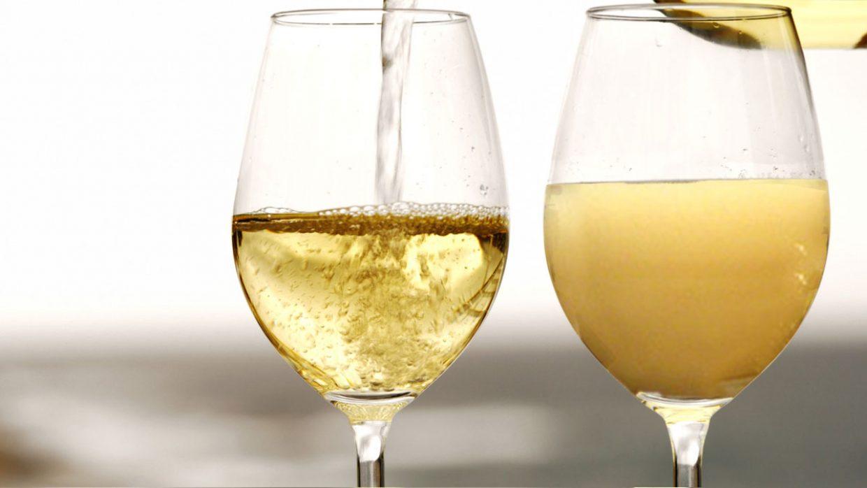 Filtrare il vino prima dell'imbottigliamento