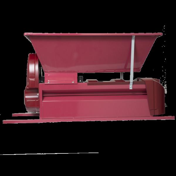 grifomarchetti sgranatrice per melagrana verniciata a motore cod sm 3