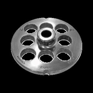 piastra tritacarne inox 20 alimentari grifomarchetti