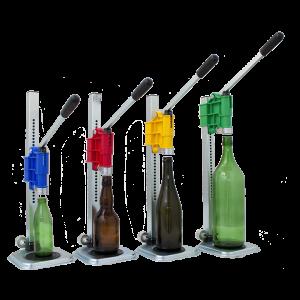 tappatrici corona 2 testine vari colori girof macchine enologiche grifomarchetti