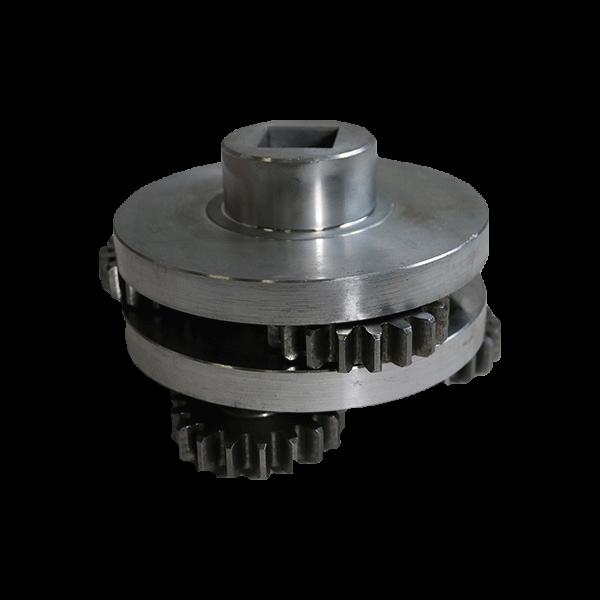 ingranaggio eciclopeidale acciaio per tritacarne grifomarchetti
