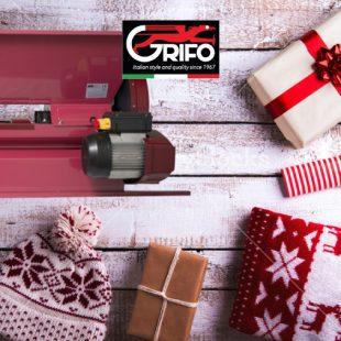 Non sai che regali fare a Natale? Prova con la SGRANATRICE Grifo!