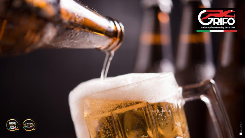 La birra: un tesoro antico; riscopri il piacere di farla a casa con le EMPITRICI e TAPPATRICI di Grifo!