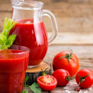 Bere il succo di pomodoro? Scopri i motivi con Grifo!