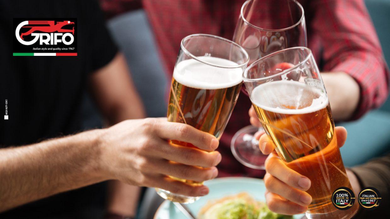 La birra è la bevanda estiva!